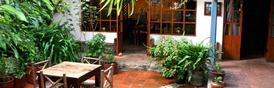 Hoteles en Otavalo – Hostal Doña Esther