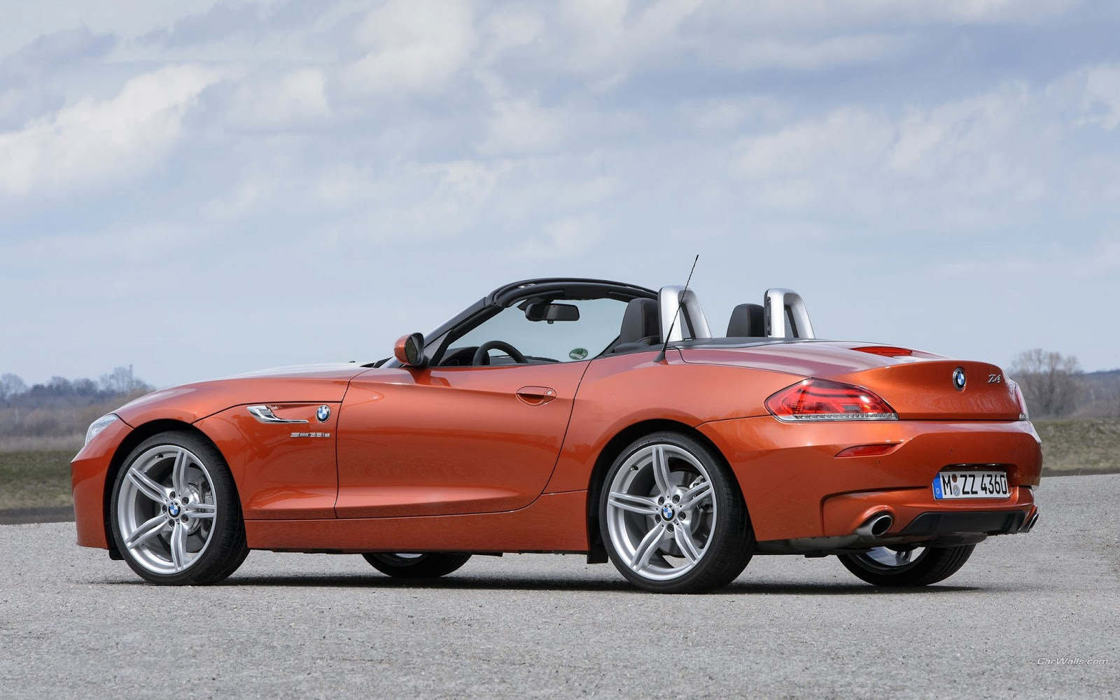 2014 Bmw Z4 Roadster Cars Hd Wallpaper | Apps Directories