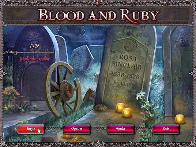 Blood and Ruby PT-BR Portable