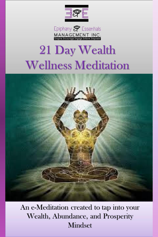 21 Day Wealth Meditation eBook