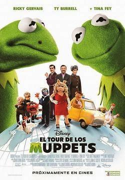 El tour de los Muppets Online