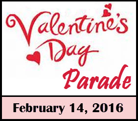Valentines Day Parade