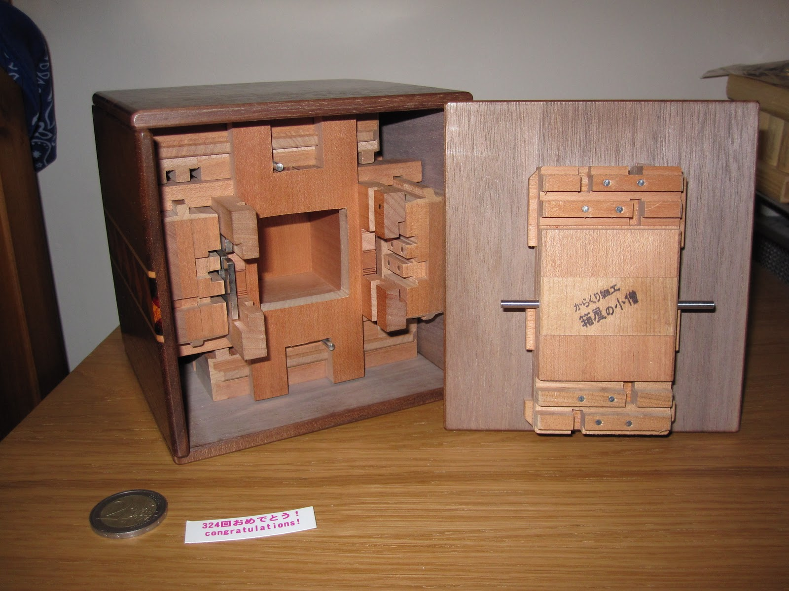 Permalink to wooden puzzle box plans free