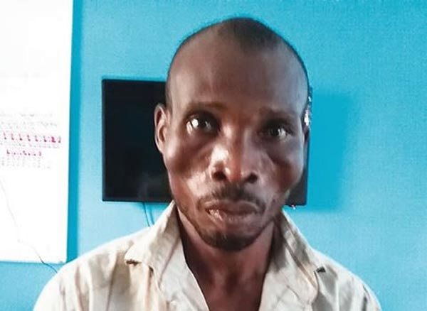OMG! This Man Was Paid 50k To Kill Pregnant Woman And Harvest Foetus (Photo)
