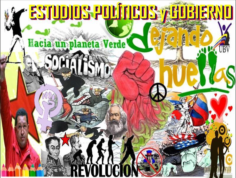 Estudios Políticos y Gobierno