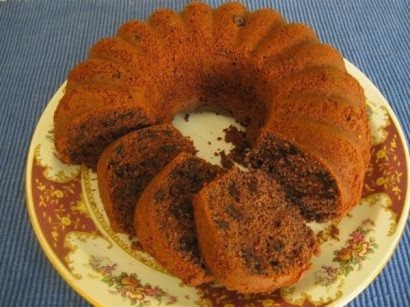 Damla Çikolatalı Kek Tarifi Yapımı