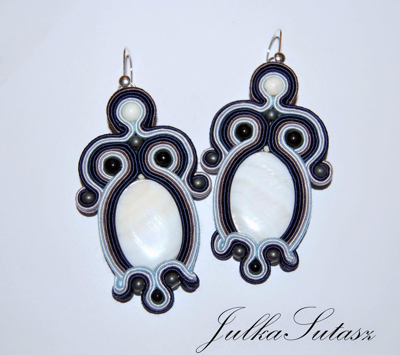 *Mother of pearl* Earrings