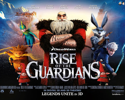 Rise Of The Guardians Wallpapers