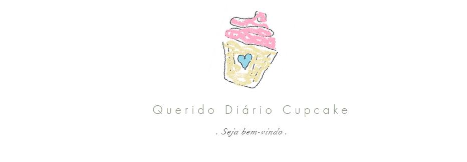 Querido Diário Cupcake