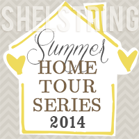 Follow Our Home Tour Series!