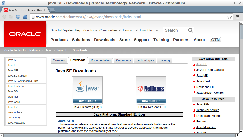 android er jdk 8 released with new java document page