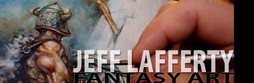 JEFF LAFFERTY - FANTASY ART