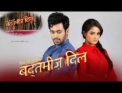'Phir Bhi Na Maane..Badtameez Dil' Star Plus Tv Show Promo and Full Starcast