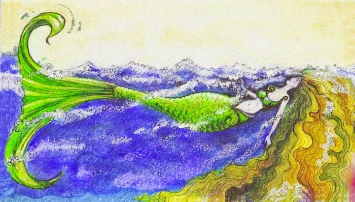 Stitching Under The Sea Finishes Gallery