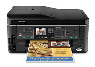 Epson WorkForce WF-2540 images