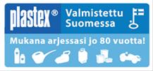 Yhteistyössä: Plastex