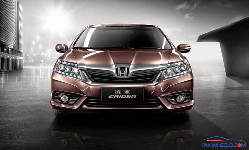New Honda City 2014 Will be Release on Quartal II