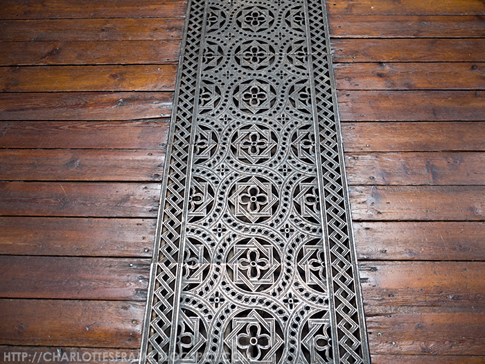oldest floorheating in the Netherlands, oudste vloer verwarming in nederland, vloerverwarming in nederland, vloerverwarming teylers museum,