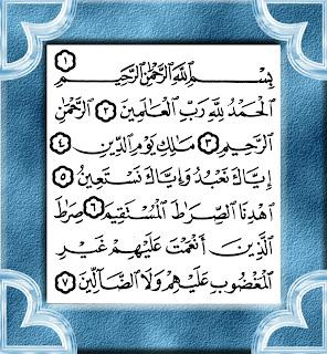 Membaca Al Fatihah Setelah Al Fatihah dalam Shalat
