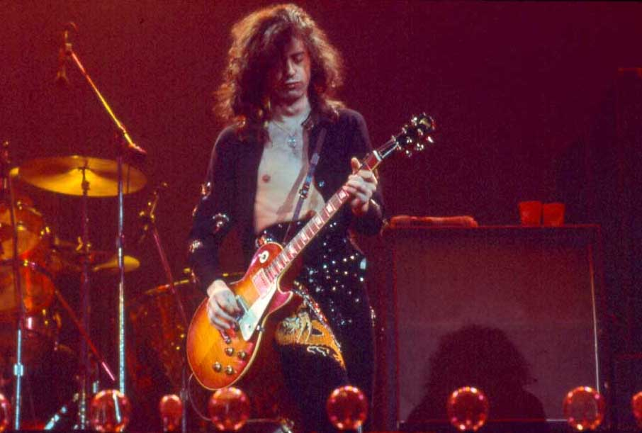 Jimmy Page Net Worth