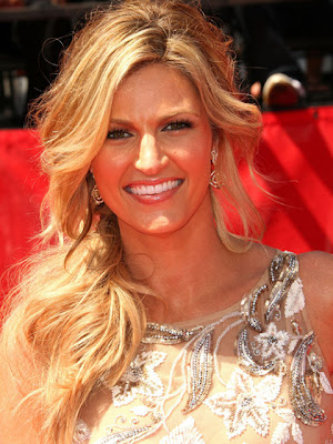 Erin Andrews Dangling Diamond Earrings