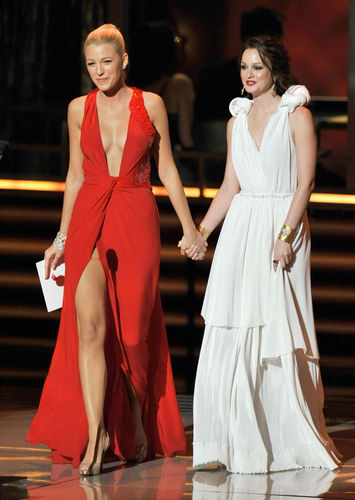 amal8ousia: Blake Lively And Leighton Meester Friends