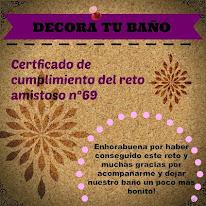 RETO AMISTOSO 69