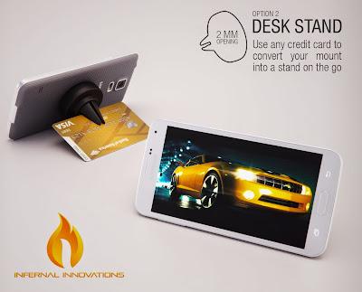 #1 Magnetic Car Air Vent Phone Mount Smartphone Stand   #megneticventmount