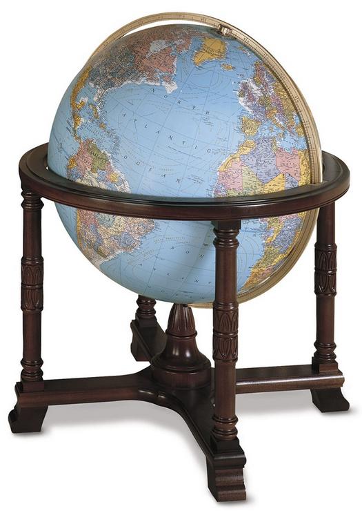 replogle diplomat globe