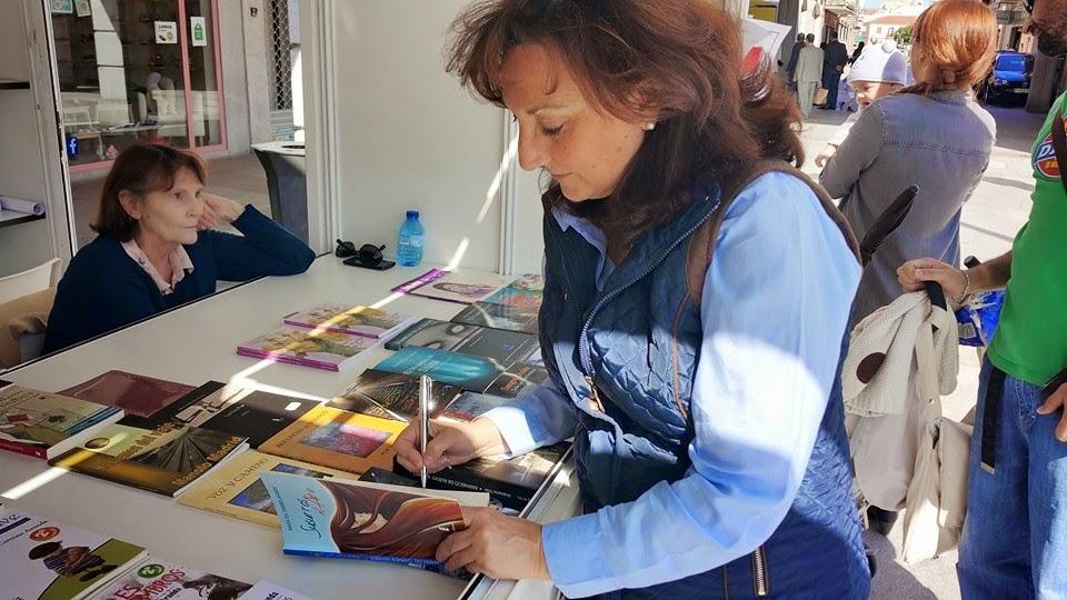 Mar a del carmen aranda pr ximas presentaciones y firmas abril y mayo 2015 mar a del carmen aranda - Libreria torrejon de ardoz ...