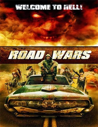 Ver Road Wars (2015) Online