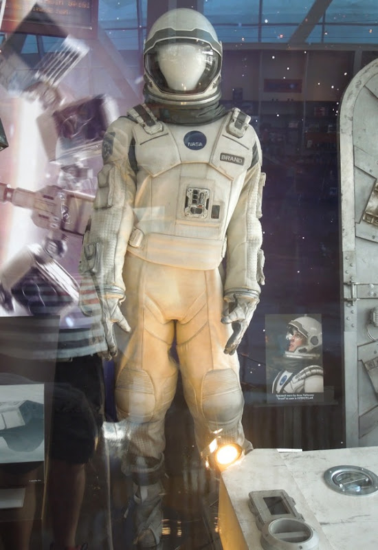 Anne Hathaway Interstellar astronaut costume
