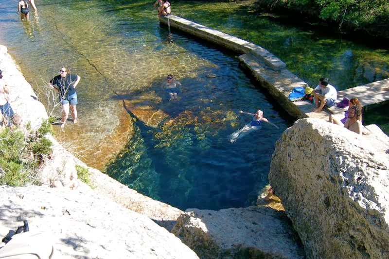 Jacob's Well in Texas | Most Popular Diving Spot