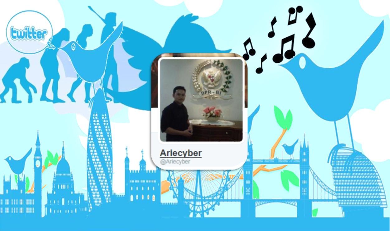Arie Twitter