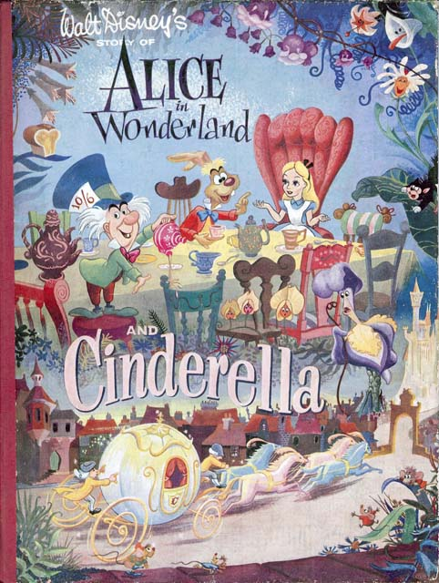Alice And Cinderella Book By Collins Of England
