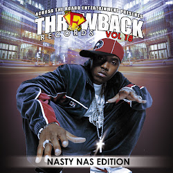Throwback Records Vol 18-(Nasty Nas)