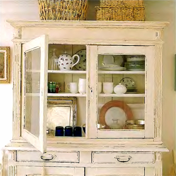 Heir And Space: Cupboards For The Kitchen