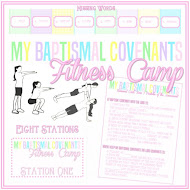 Baptismal Covenants Fitness Camp