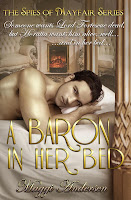 Goddess Fish Blog Tour Review: A Baron In Her Bed by Maggi Andersen