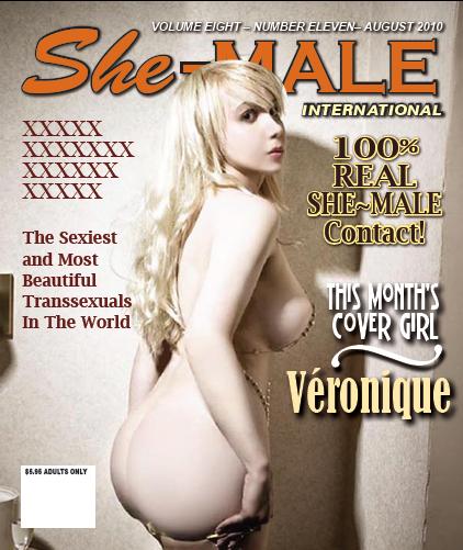 CoverGirl - Sexy Feminine Goddess