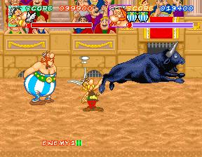 asterix arcade videojuego descargar gratis