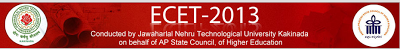 ECET Admit card or Hall Tickets 2013 Download apecet.org