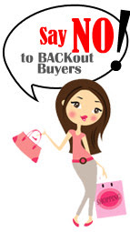 SAY NO! TO BACKOUT BUYER