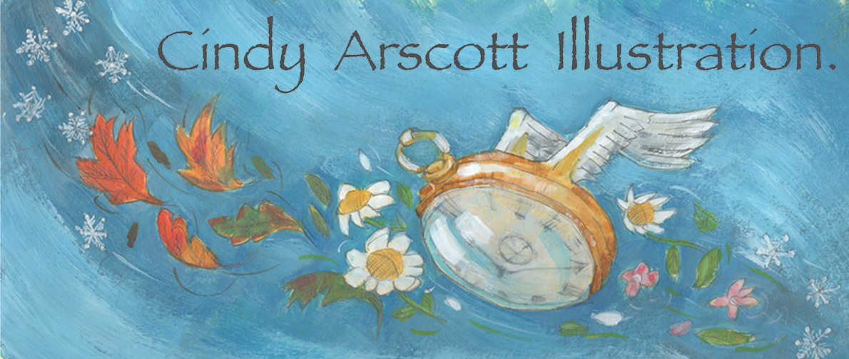Cindy Arscott Illustration