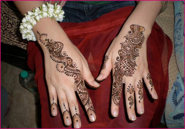 Mehndi Designs For Hands  Simple And Beautiful Mehndi