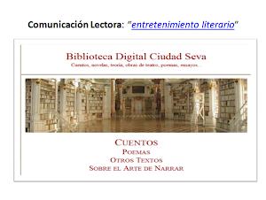 Entretenimiento Literario: Biblioteca Digital