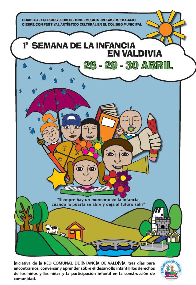 semana de la infancia Valdivia