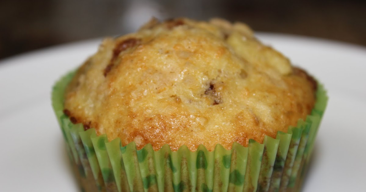 Simply Made With Love Morning Glory Muffins