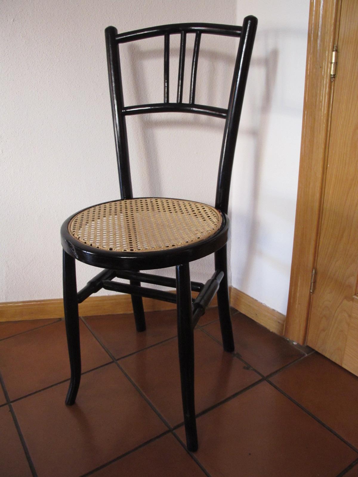 Restauridea silla de la bisa for Sillas para zurdos