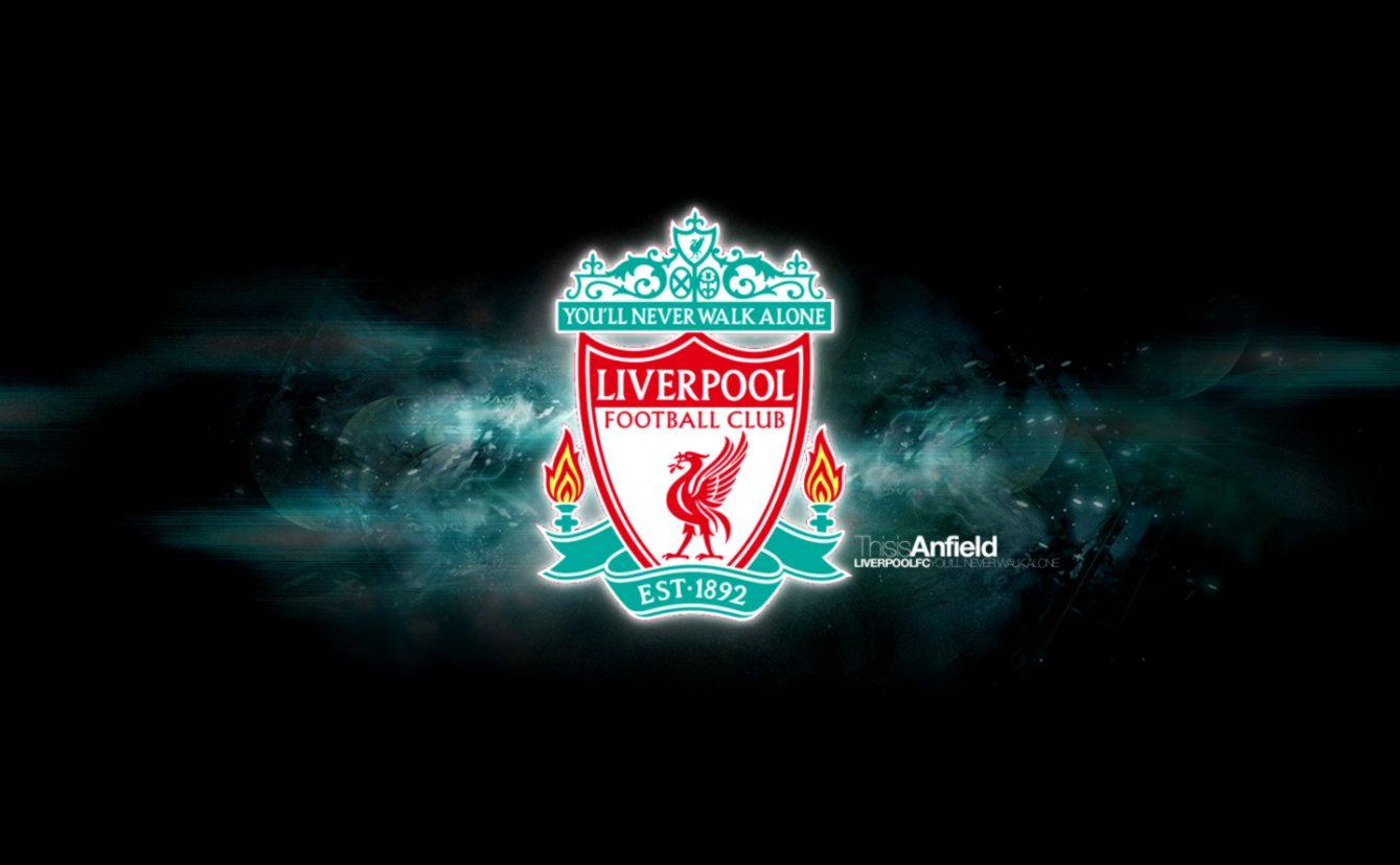 Liverpool Logo Sport 3D Gold Hd Wallpaper Desktop | High ...